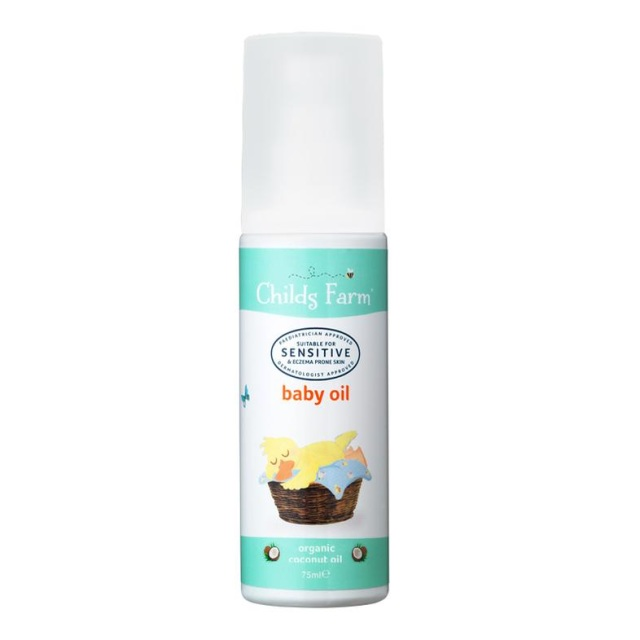 Childs Farm Baby Oil 75ml 1pc